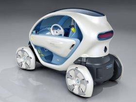 Ver foto 4 de Renault Twizy Z.E. Concept 2009