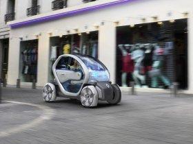 Ver foto 2 de Renault Twizy Z.E. Concept 2009