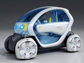 Ver foto 1 de Renault Twizy Z.E. Concept 2009