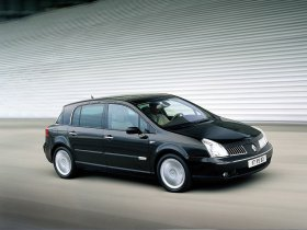 Ver foto 7 de Renault Vel Satis 2001