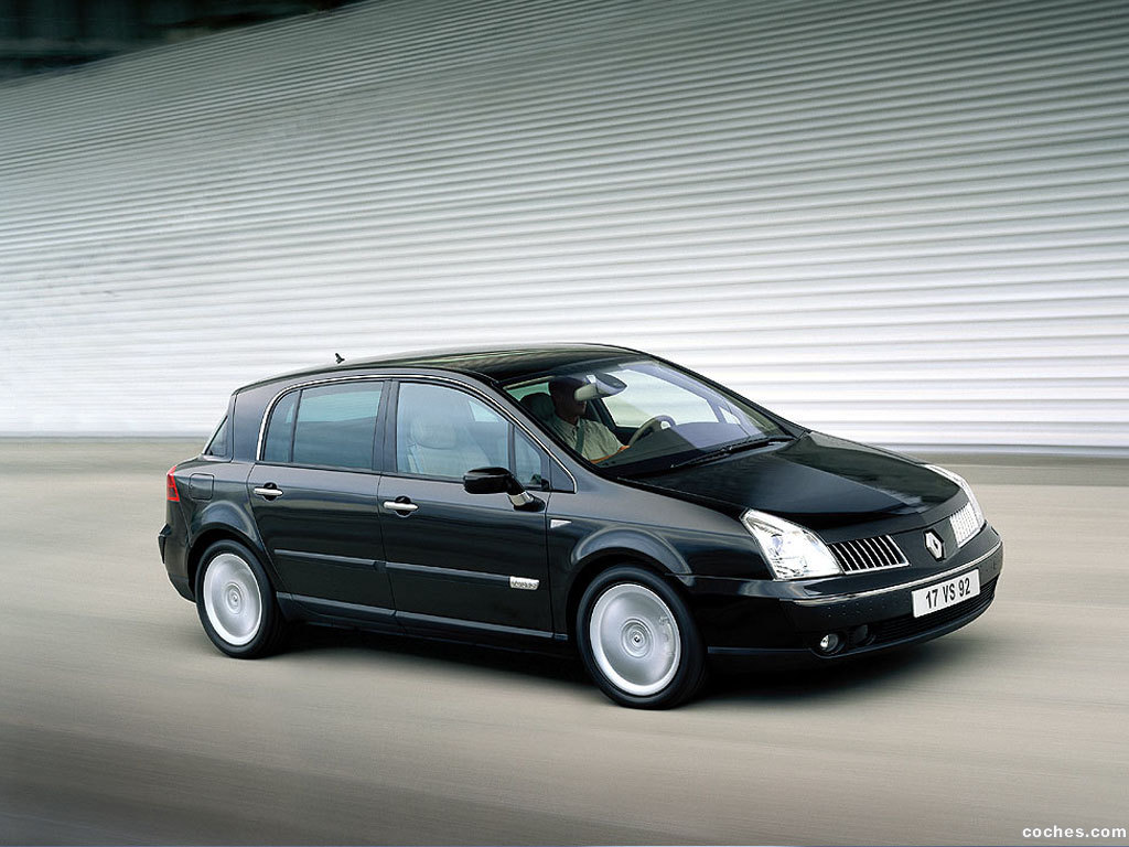 Foto 6 de Renault Vel Satis 2001