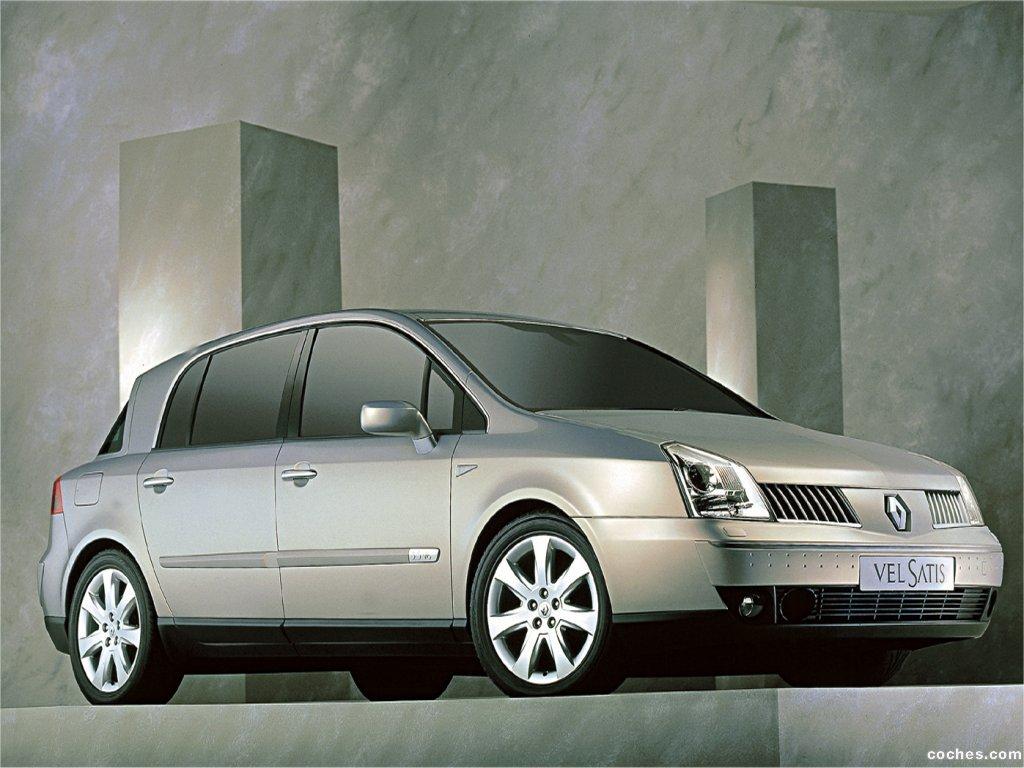Foto 5 de Renault Vel Satis 2001