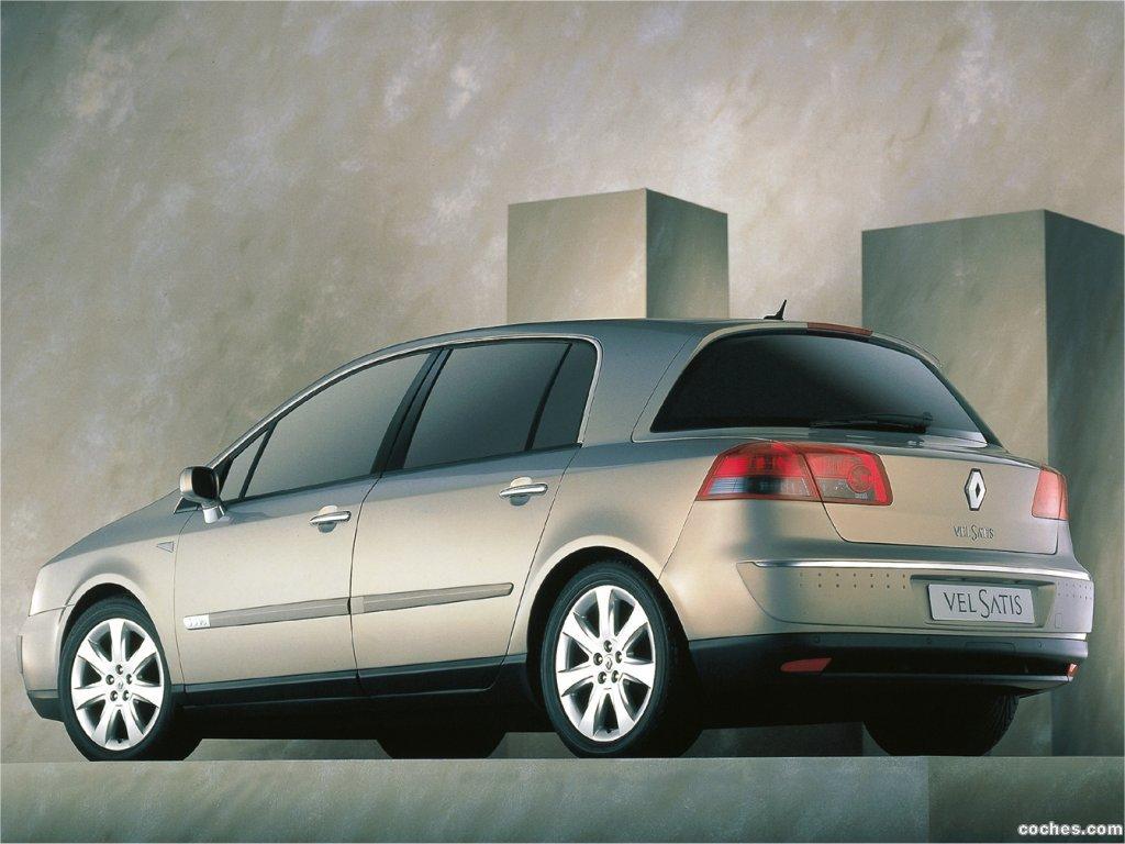 Foto 4 de Renault Vel Satis 2001
