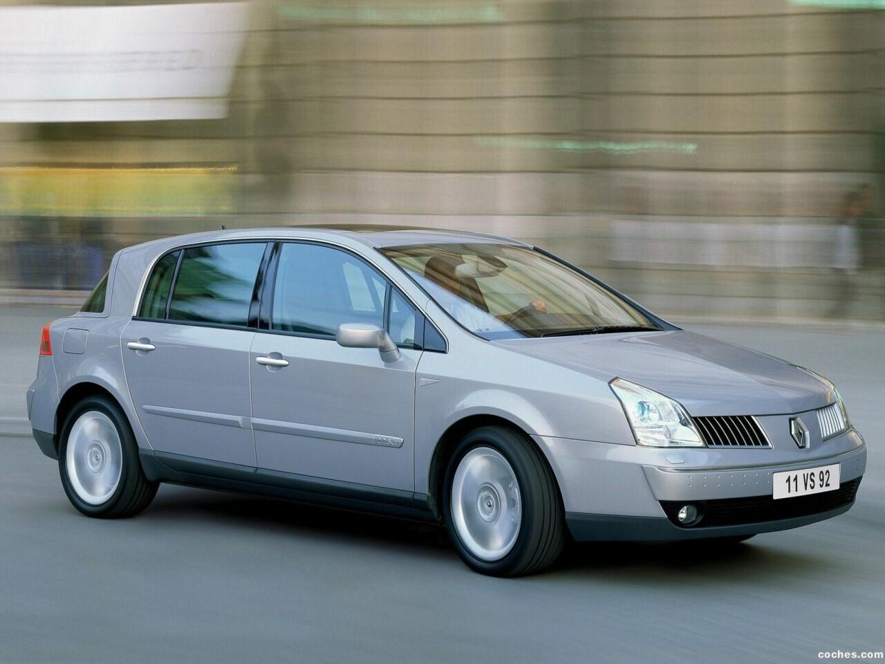 Foto 0 de Renault Vel Satis 2001