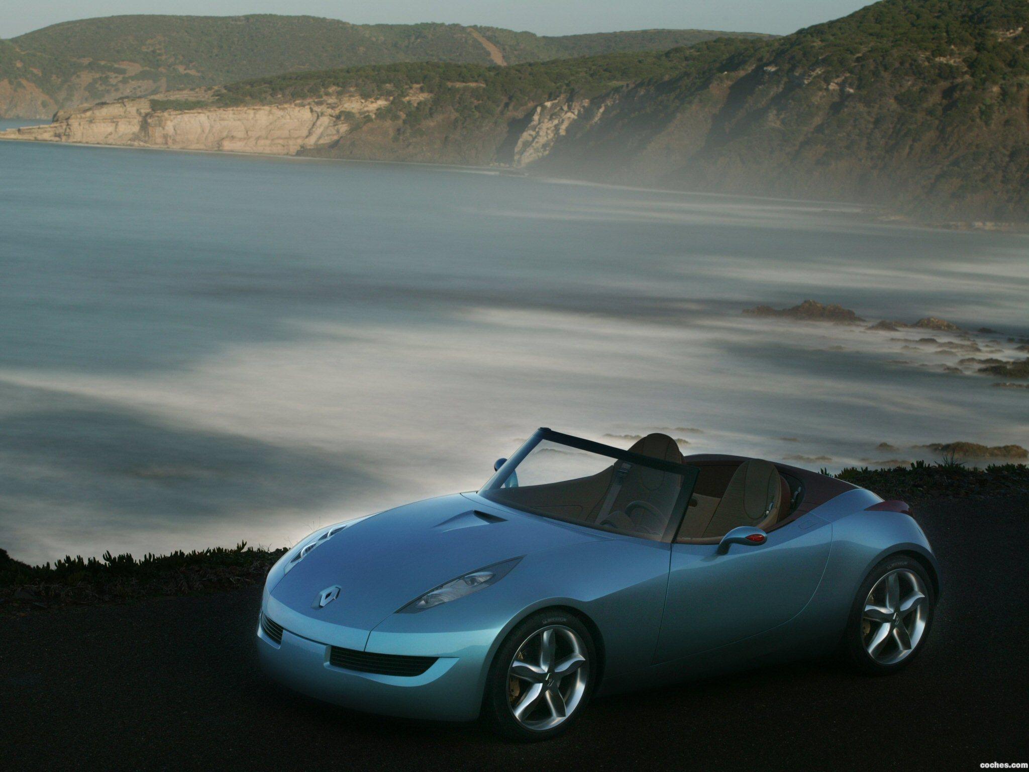 Foto 0 de Renault Wind Concept 2004