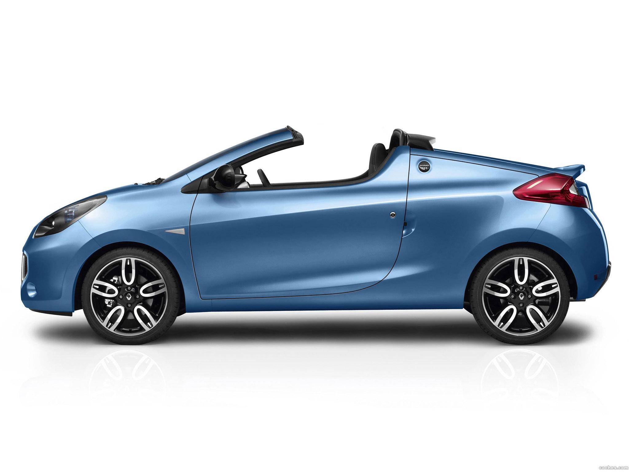 Foto 7 de Renault Wind Concept 2010