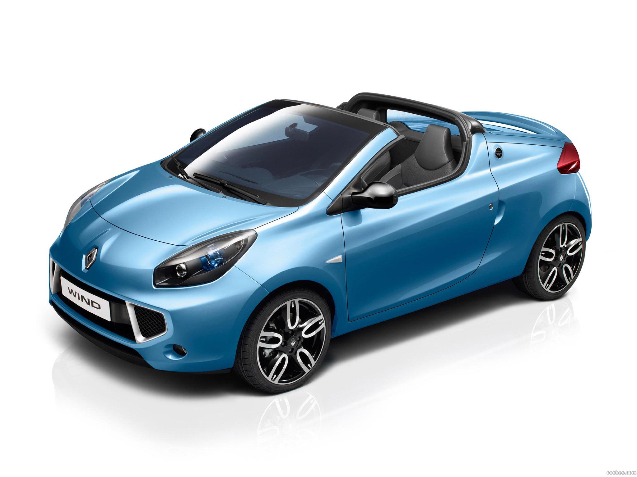 Foto 0 de Renault Wind Concept 2010