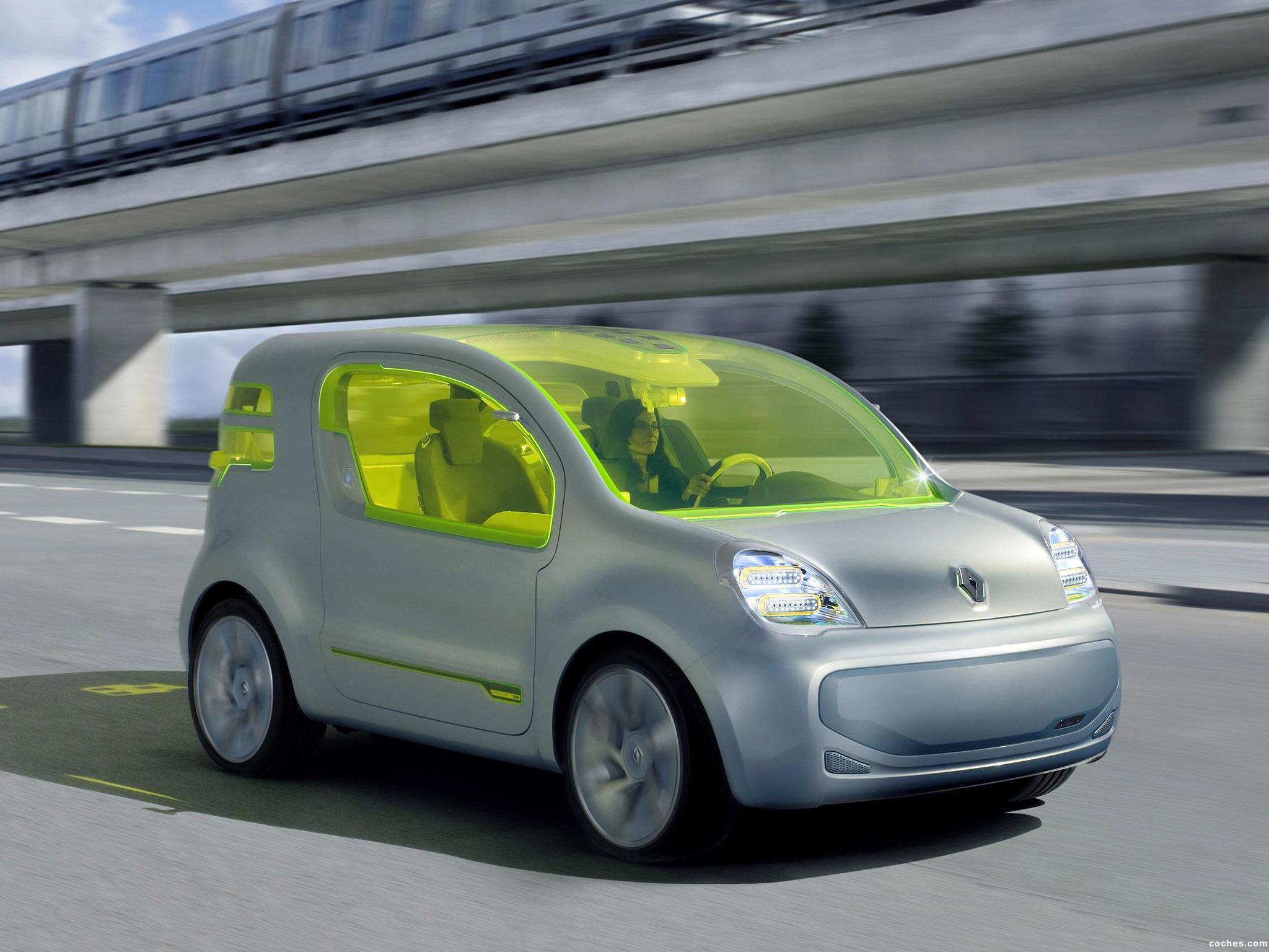 Foto 0 de Renault Z.E. Concept 2008
