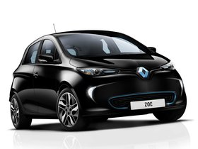Ver foto 16 de Renault Zoe 2012