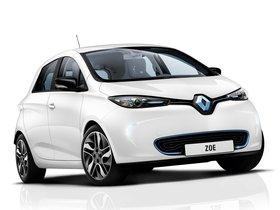 Ver foto 15 de Renault Zoe 2012