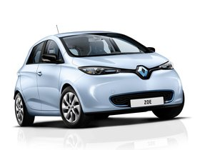 Ver foto 14 de Renault Zoe 2012