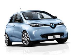Ver foto 13 de Renault Zoe 2012