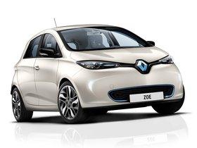 Ver foto 12 de Renault Zoe 2012