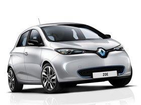 Ver foto 11 de Renault Zoe 2012