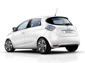Ver foto 10 de Renault Zoe 2012