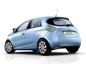 Ver foto 7 de Renault Zoe 2012