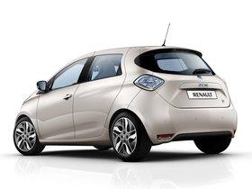 Ver foto 6 de Renault Zoe 2012