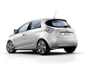 Ver foto 5 de Renault Zoe 2012