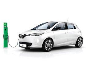Ver foto 2 de Renault Zoe 2012