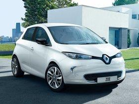 Ver foto 1 de Renault Zoe 2012