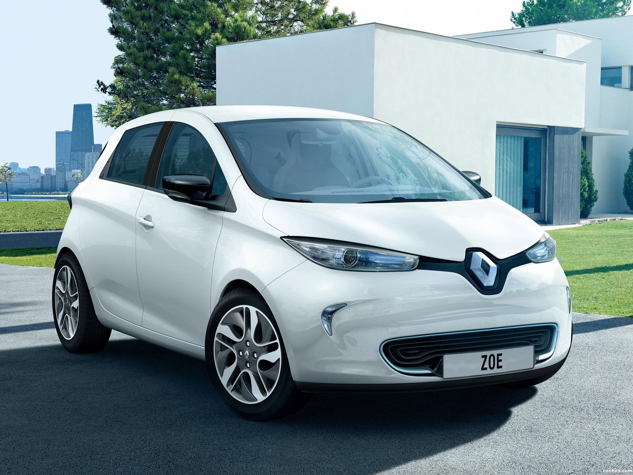 Foto 0 de Renault Zoe 2012