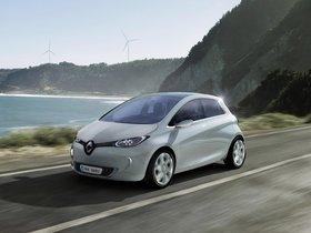 Ver foto 2 de Renault Zoe Concept 2010