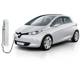 Ver foto 10 de Renault Zoe Concept 2010