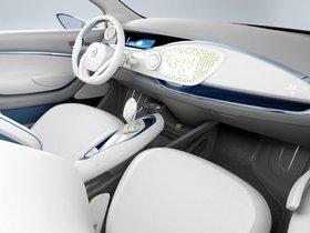 Ver foto 9 de Renault Zoe Concept 2010