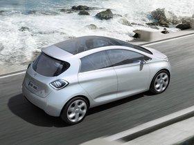 Ver foto 8 de Renault Zoe Concept 2010