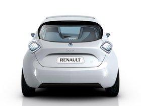 Ver foto 6 de Renault Zoe Concept 2010