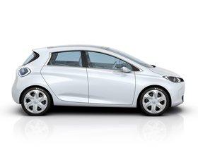 Ver foto 3 de Renault Zoe Concept 2010