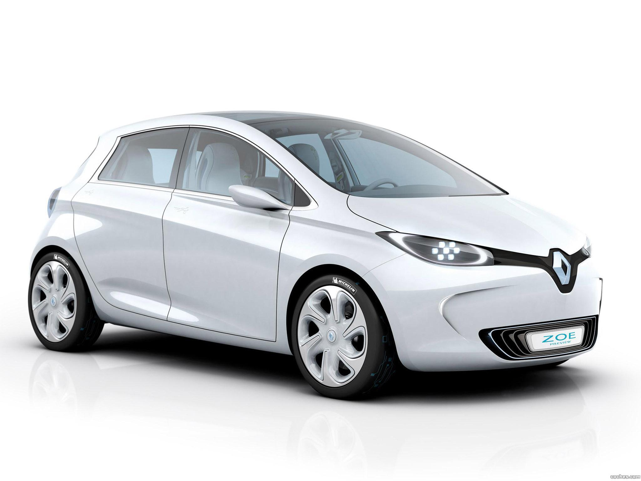 Foto 0 de Renault Zoe Concept 2010