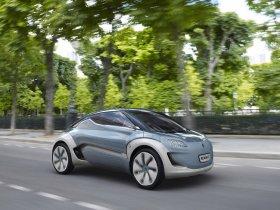Ver foto 2 de Renault Zoe Z.E. Concept 2009