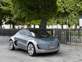Fotos de Renault Zoe Z.E. Concept 2009