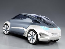 Ver foto 5 de Renault Zoe Z.E. Concept 2009