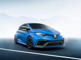 Ver foto 1 de Renault Zoe e Sport 2017