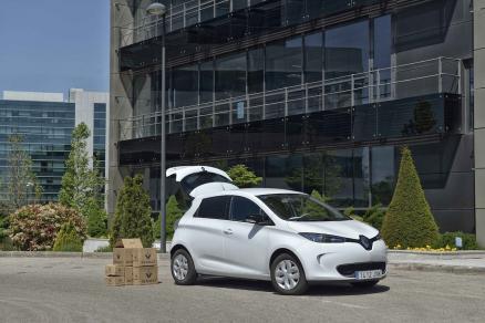 Renault Zoe Societé Life 40 Flexi