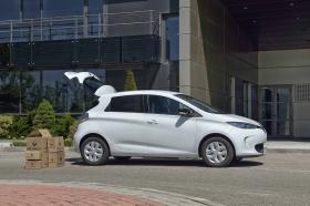 Ver foto 1 de Renault  Zoe Societé 2016