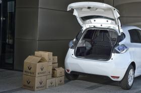 Ver foto 10 de Renault  Zoe Societé 2016