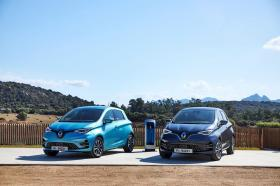 Ver foto 2 de Renault Zoe 2020