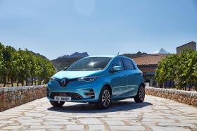 Ver foto 3 de Renault Zoe 2020