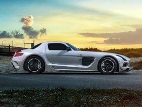 Ver foto 5 de Renntech Mercedes AMG Clase SLS Black Series 2014