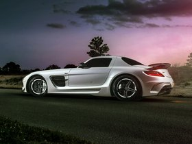 Ver foto 4 de Renntech Mercedes AMG Clase SLS Black Series 2014