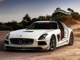 Ver foto 1 de Renntech Mercedes AMG Clase SLS Black Series 2014