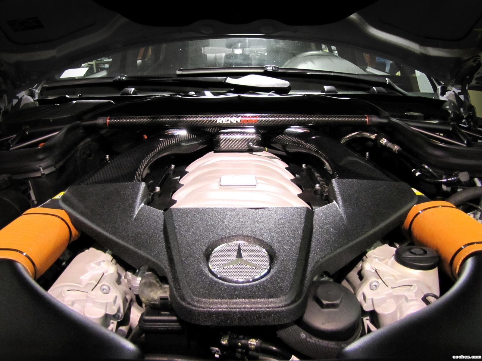 Foto 13 de RennTech Mercedes Clase C C74 Konzept 2010