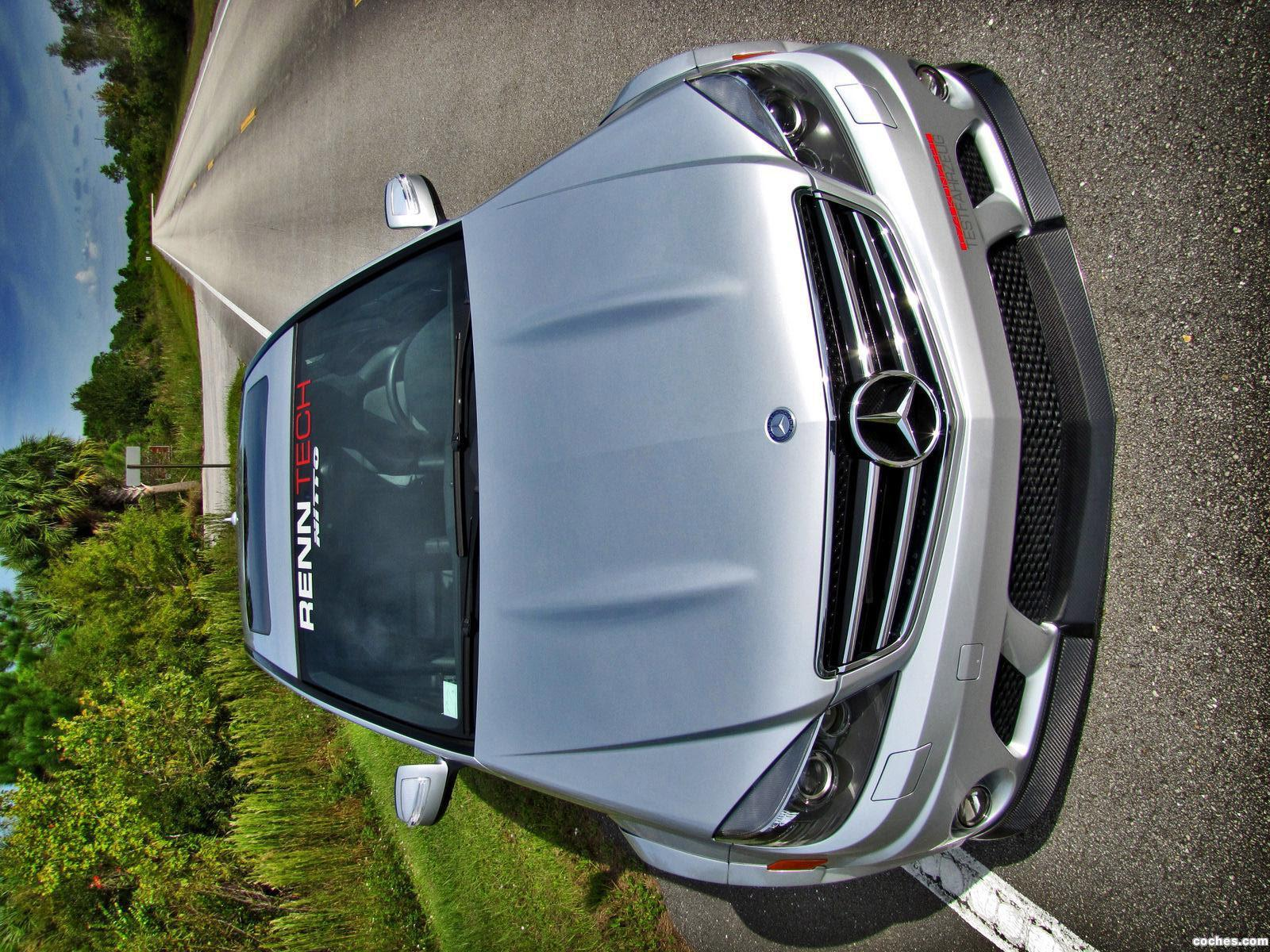 Foto 4 de RennTech Mercedes Clase C C74 Konzept 2010