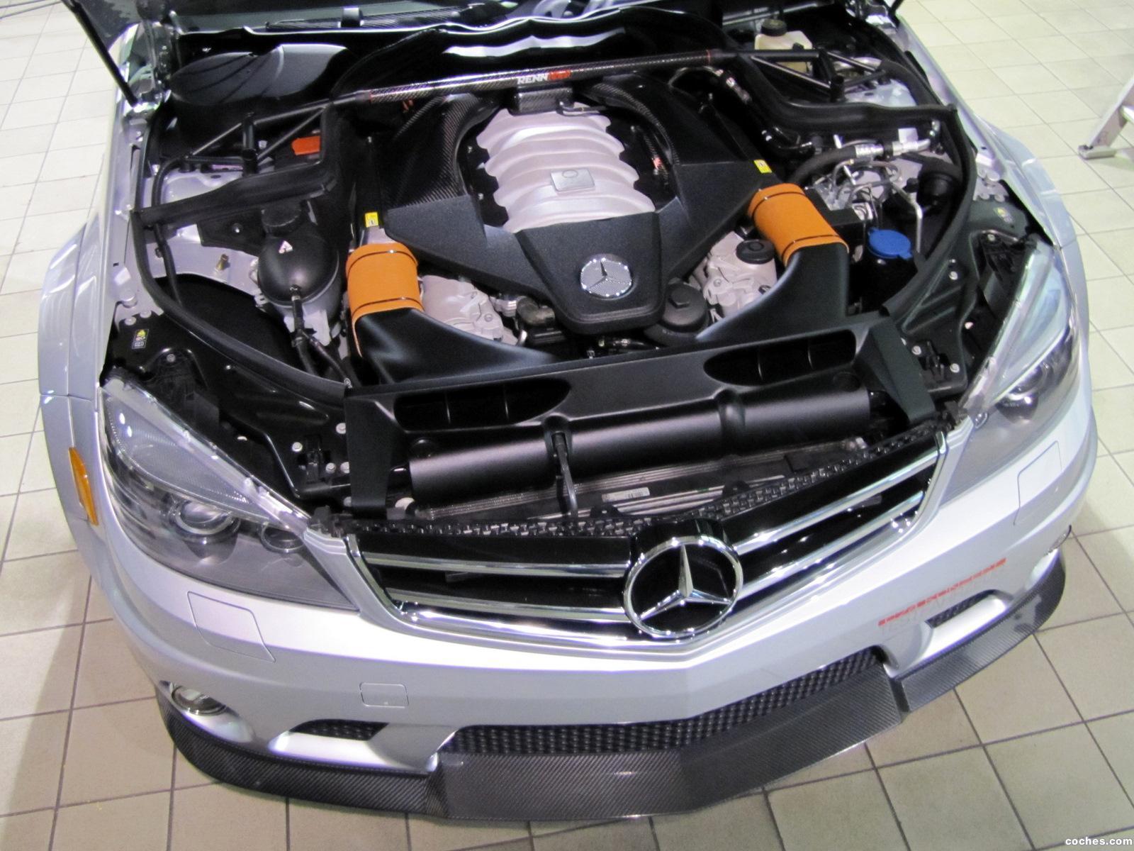 Foto 11 de RennTech Mercedes Clase C C74 Konzept 2010