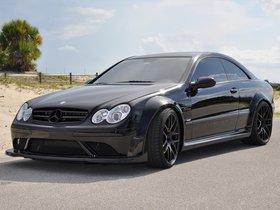 Ver foto 1 de Mercedes CLK63 AMG renntech