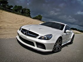 Fotos de Mercedes SL65 AMG V12 Biturbo Slack Series renntech 2010