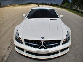 Ver foto 7 de Mercedes SL65 AMG V12 Biturbo Slack Series renntech 2010
